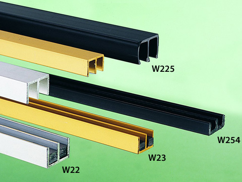 Sliding door window track savekers solutions for Glass sliding door track systems